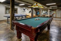 Rec Level Main Room Featuring Arcade Games, Pool & Ping Pong Tables